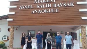 İlk Temiz Belge Karşıyaka'daki Okula