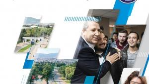 Rektör Budak, Yök Başkanı Saraç'ı Ziyaret Etti
