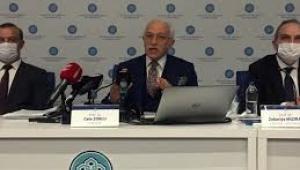 NEÜ Rektörü Prof. Dr. Cem Zorlu, üniversitesinin bir yılını değerlendirdi