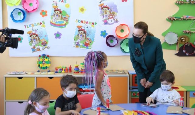 Hotar'dan 75.Yıl Eğitim Kurumları Öğrencilerine Ziyaret