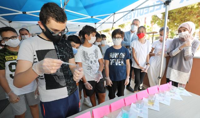Torbalı'da Bilim ve teknoloji Şenliği düzenlenecek