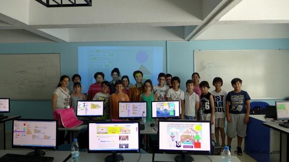 Çocuklar için zorunlu değil, keyifli ve geliştirici eğitimin adresi EGEÇEM