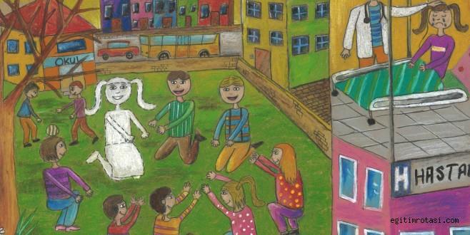 Epilepsi ve Ben Resim Yarışması'nda ödül kazananlar açıklandı