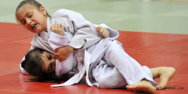 Haydi Judo'ya