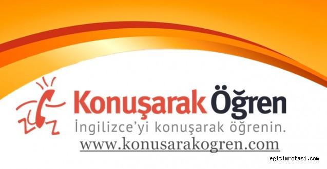 İngilizce Eğitim Rotası; www.konusarakogren.com