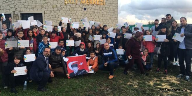 İstanbullu öğrenciler temiz enerjiyi İzmir'de öğrendi