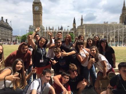 İtü Geliştirme Vakfı Okulları Öğrencileri Yaz Okulunda Buluştu