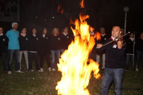 Kızılay, Gençlik Kampları başlıyor