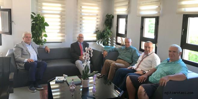 Koç Üniversitesi Çeşme'de Sualtı Arkeolojisi Bölümü İçin Düğmeye Bastı