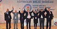 Eğitim-Bir-Sen İzmir'de yetkiyi perçinledi