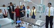 Laboratuvar Hayvanları Uygulama ve Araştırma Merkezi açıldı