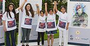 Türk Telekom Okulları öğrencilerinden 15 Temmuz Sergisi