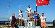 Türkiye Rüzgar Sörfü Şampiyonası Birincilik Kürsüsünde