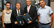Yaşar Üniversitesi'nden EGOD'a akademik destek